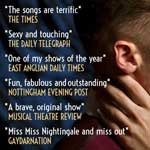 Miss Nightingale the LGBT musical Margate 2016