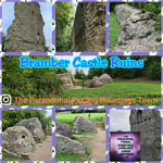 bramber castle ghost hunting 2020
