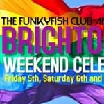 Brighton Pride Weekend Celebration