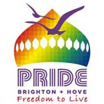 brighton pride street party 2021
