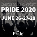 pride toronto festival weekend 2020