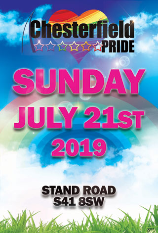 Chesterfield Pride 2019