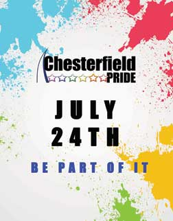 Chesterfield Pride 2017