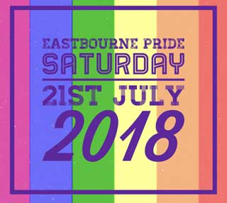 Eastbourne Gay Pride 2017
