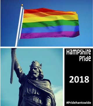 Hampshire Pride 2018