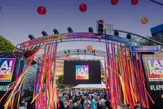 LA Pride Festival 2020