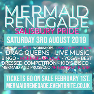 Mermaid Renegade 2019