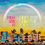 miami pride 2019 sunset yacht!