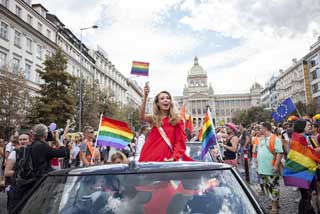 Prague Gay Pride 2020