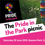 pride in the park 2019