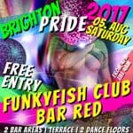 pride weekend @ the funkyfish 2017