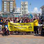 disability pride brighton 2020