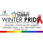 winter pride in surrey 2019