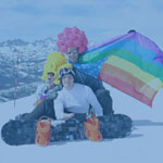 mammoth gay ski week 2020