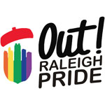 out! raleigh pride 2021