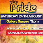 walsall pride 2020