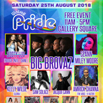 walsall gay pride 2018