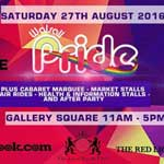 walsall gay pride 2016