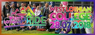 West Lothian Pride 2018