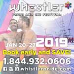 whistler pride and ski festival 2019