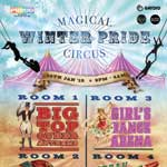 winter pride - magical circus 2019