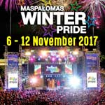 maspalomas winter pride 2019