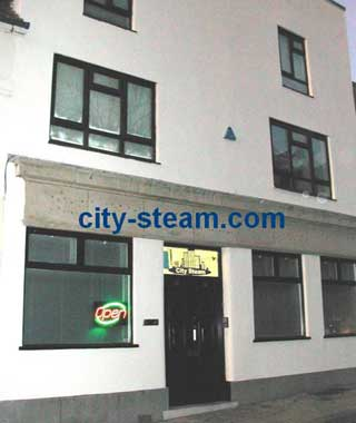Photo of City Steam