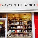 Gay's the Word Bookshop Central London