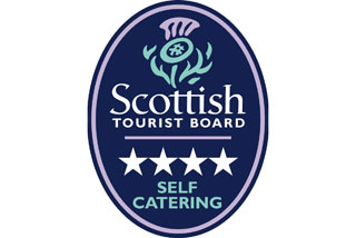 Scotish tourist board 4 start rating