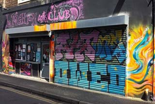 Brighton Arts Club