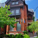 victoria's mansion guest house toronto