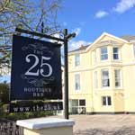 The 25 Boutique B&B Torquay
