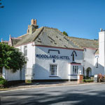 the woodlands hotel sidmouth