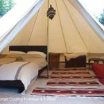 dorset country holidays glamping shaftesbury