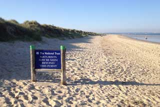 Photo of Studland Beach