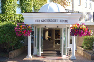 Photo of The Connaught Hotel and Spa