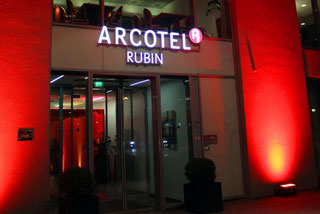Photo of Arcotel Rubin Hamburg