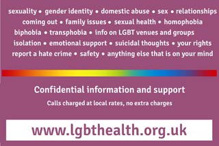 Photo 2 of LGBT Helpline Scotland