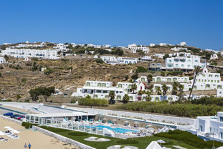 Photo of Mykonos Beach Hotel