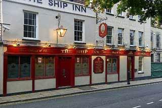 Gay lancashire pub