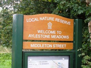 Photo of Aylestone Meadows