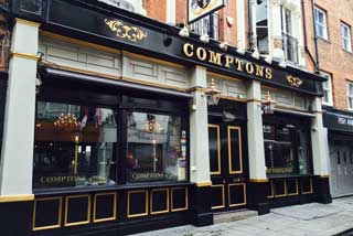 Photo of Comptons