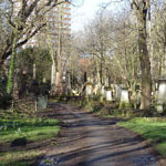 east cemetery mile end mile end