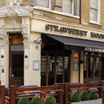 strawberry moons london central