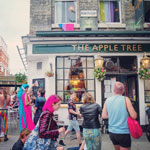 the apple tree clerkenwell