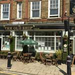 the old ship limehouse