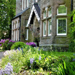 the old vicarage b&b berwick upon tweed