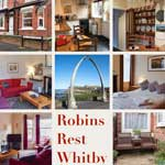 Robins Rest Whitby