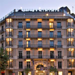 axel hotel barcelona & urban spa- adults only barcelona