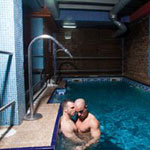 sauna octopus madrid